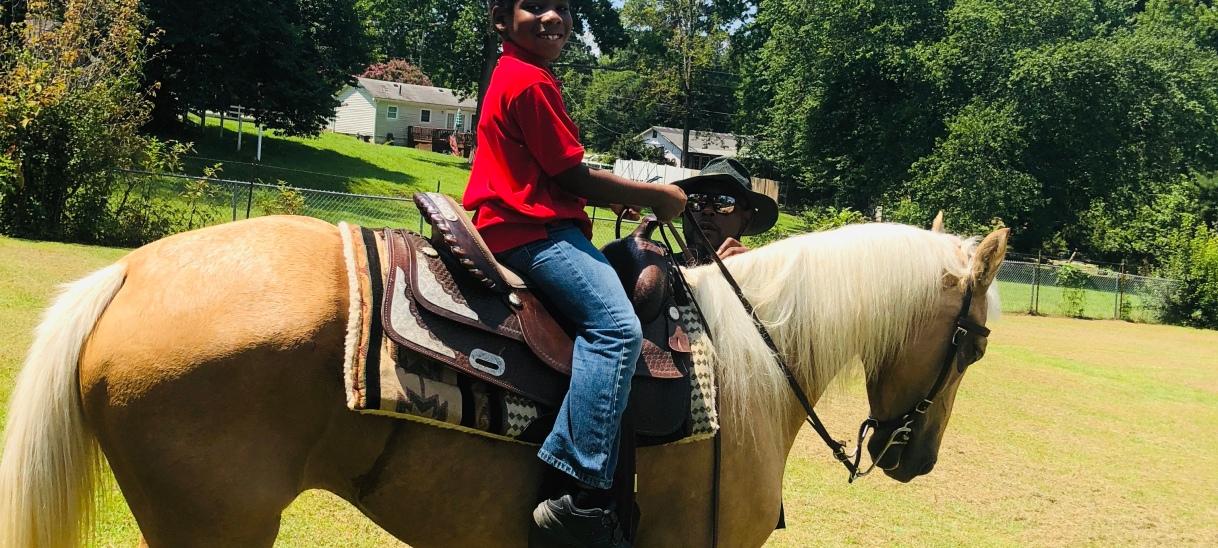 Horseback Riding Registration
