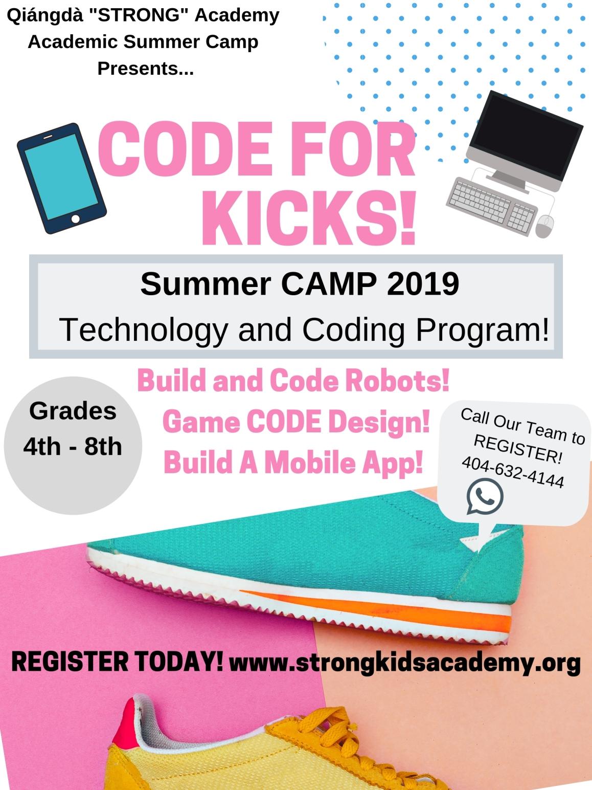 Code for kicks! (1)